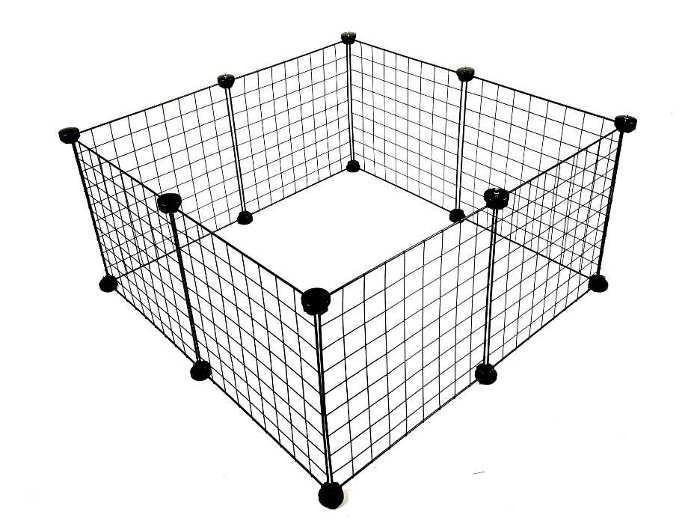 C c cage maxi 4x2 loft best c c cages in uk for Guinea pig cage for 3